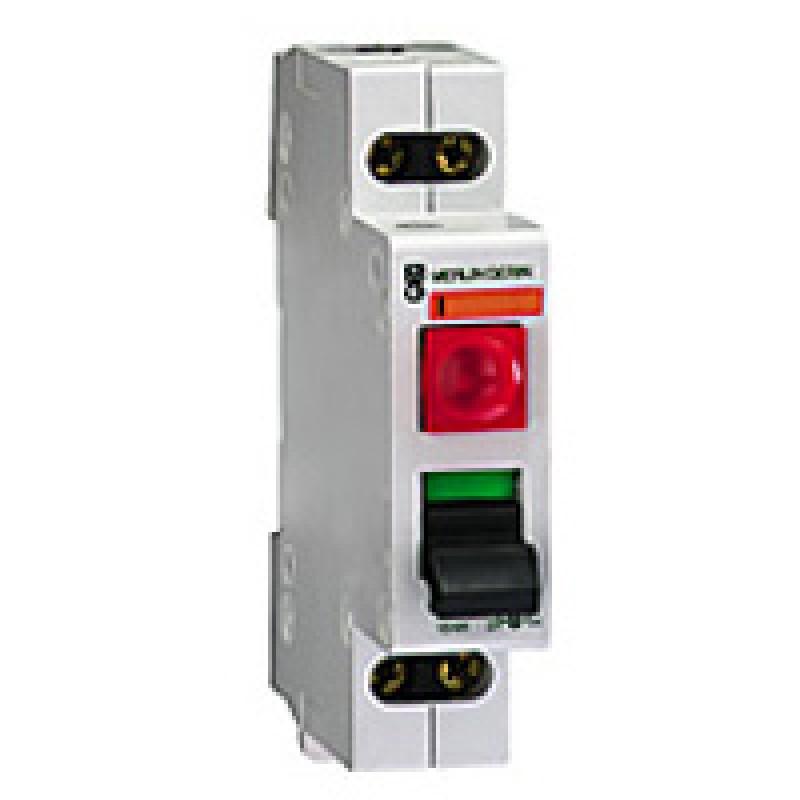 Schneider 15064 interrupteur sectionneur i avec voyant 2p - Interrupteur avec voyant lumineux leroy merlin ...