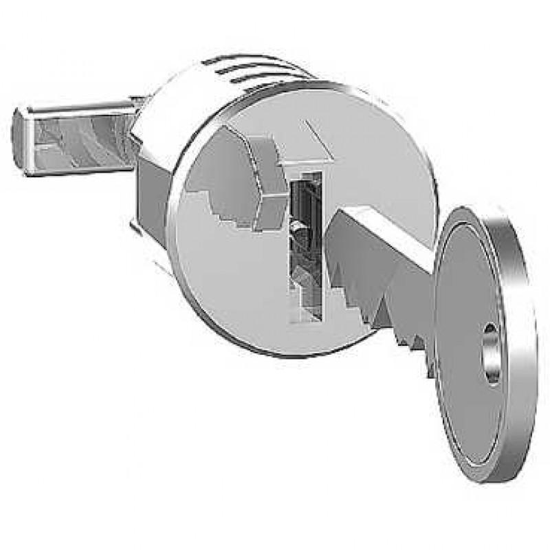 accessoire de coffret schneider pra90039 serrure clef 405 elec. Black Bedroom Furniture Sets. Home Design Ideas