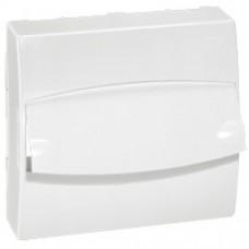 Habillage pour platine Ekinoxe - blanc RAL 9010