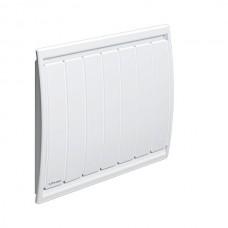 Radiateur Soleidou vision fonte horizontal blanc Applimo 1000 W