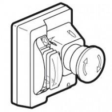 Bouton arrêt d'urgence - disjoncteur moteur Lexic
