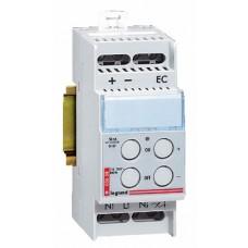 Télévariateur Lexic - pour sources fluo ballast électro 1-10 V - 800 VA - 2 mod