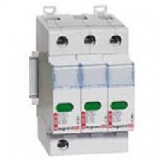 Parafoudre Lexic - protection tableau principal - haute capacité Imax 70 kA - 3P