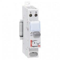 Poussoir, interrupteur poussoir Lexic - simple fonction - 20 A - 250 V~ - 2 NO