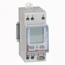 Indicateur conso énergie - 1P - 230 V~ - compat compteur EDF Tarif bleu