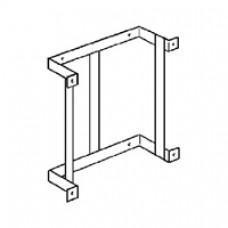 Kit de fixation cloison sèche - pour bac d'encastrement GTL