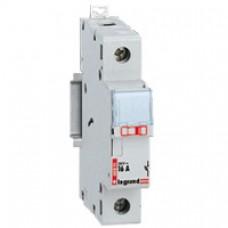 Coupe-circuit domestique Lexic - 1P - cartouche cylind dom - 16 A