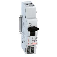 Contact auxiliaire + signal défaut inverseur DX - Lexic - 6 A - 250 V~