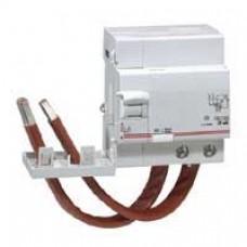 Bloc différentiel adaptateur DX - Lexic à vis - 2P - 230/400 V~ - 80-125 A - type Hpi - 30 mA