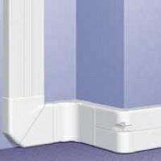 Goulotte DLP design 65x220 mm - blanc - 2 m