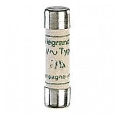 Cartouche industrielle cylindrique - aM - 8,5x31,5 - sans voyant - 1 A