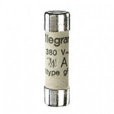 Cartouche industrielle cylindrique - gG - 8x32 mm - sans percuteur - 2 A