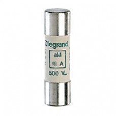 Cartouche industrielle cylindrique - aM - 14x51 mm - sans percuteur - 45 A