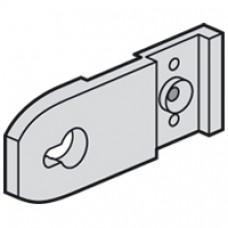 Pattes de fixation murale métal (4) - pour coffrets et armoires IP 43