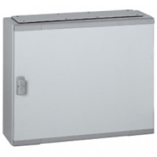 Coffret de distribution XL3 400 - IP 55 - IK 08 - envelopppe métal - H 715
