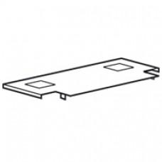 Cloison métal - pour compartimentage horizontal XL3 400
