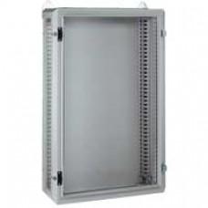 Coffret de distribution XL3 800 - IP 55 - 1295x700x225 mm - gris RAL 7035