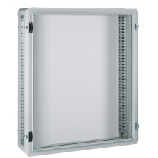 Coffret de distribution XL3 800 - IP 55 - 1095x950x225 mm - gris RAL 7035
