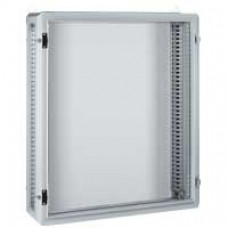 Coffret de distribution XL3 800 - IP 55 - 1295x950x225 mm - gris RAL 7035