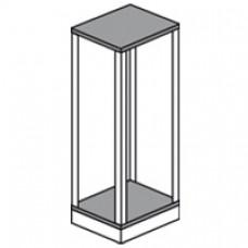 Toit-base pour armoire XL3 4000 - P 725 - l. 725