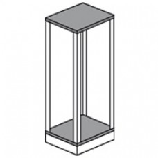 Toit-base pour armoire XL3 4000 - P 975 - l. 725