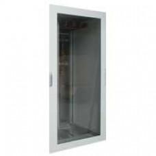Porte vitrée réversible plate XL3 4000 - l. 975 mm