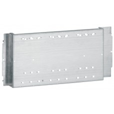 Platine XL3 800/4000 - pour 1 à 3 DPX 250 ou 630 fixe - vertical - 24 mod