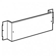 Platine XL3 800/4000 - pour 1 DPX 630 fixe - horiz - 24 mod