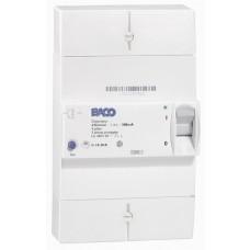 Disjoncteur de branchement EDF - BACO - différentiel 500 mA - instantané - 4P - 30 A Legrand