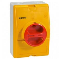 Interrupteur de proximité - 4P neutre G - 16 A