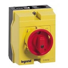 Interrupteur de proximité - 3P+N 2 vitesses - 25 A - IK 07