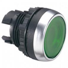 Osmoz compo - tête lum - ''pousser-pousser'' - affleurant - vert - IP66
