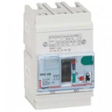 Disjoncteur puissance DPX 125 - magnéto-thermique - 25 kA - 3P - 25 A Legrand