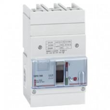 Interrupteur à déclenchement libre DPX-I 160 - 3P - 160 A
