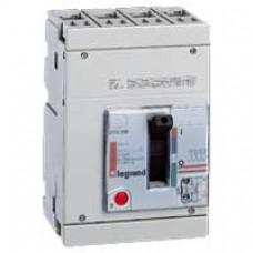 Disjoncteur puissance DPX 250 - magnéto-thermique - 36 kA - 4P - 160 A Legrand