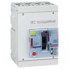 Disjoncteur puissance DPX-H 250 - magnéto-thermique - 70 kA - 4P - 160 A Legrand