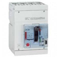Disjoncteur puissance DPX-H 250 - électronique S2 - 70 kA - 4P - 40 A Legrand
