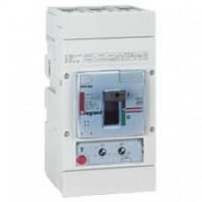 Disjoncteur puissance DPX 630 - magnéto-thermique - 36 kA - 3P - 500 A Legrand