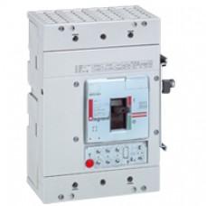 Disjoncteur puissance DPX 630 - magnéto-thermique - 36 kA - 4P - 400 A Legrand