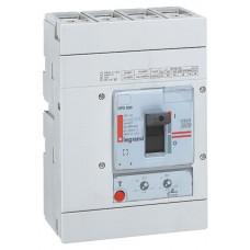 Disjoncteur puissance DPX 630 - magnéto-thermique - 36 kA - 4P - 630 A Legrand