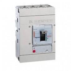 Interrupteur à déclenchement libre DPX-I 630 - 4P - 630 A