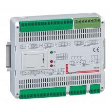Interface de signalisation de commande pour DPX et DNX/DX - 24 V~/= - 6 modules DIN