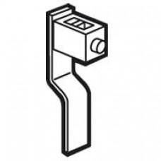Borne de raccordement (4) DPX 160 - gde capacité pour câble nu sans cosse