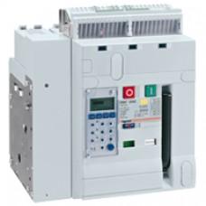 Disjoncteur ouverts DMX3 2500 - fixe - lcu 50 kA - taille 1 - 3P - ln 1250 A