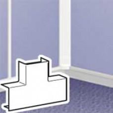Dérivation en T - pour moulure DLPlus 75x20 - blanc