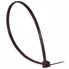 Collier Colring - dent int polyamide 6/6 - l 3,5 - L 360 - noir (blist)