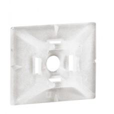 Embase adhésive Colring - pour collier l 4,6 - incolore