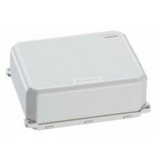Coffret matière moulée -IP40-3- 100x80x36 - reçoit les bornes 6-10-16 mm²