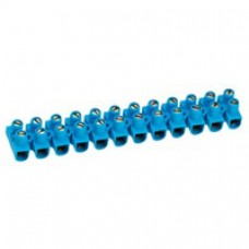 Barrette de connexion Nylbloc - cap 25 mm² - bleu