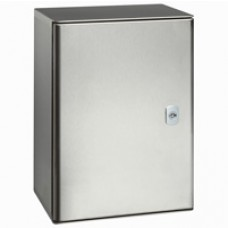 Coffret Atlantic inox 316L - IP66 IK10 - 1000x800x300 mm - vertical 1 porte